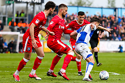 Tom Nichols of Bristol Rovers - Rogan/JMP - 28/04/2018 - FOOTBALL - Memorial Stadium - Bristol, England - Bristol Rovers v Gillingham - EFL Sky Bet League One.