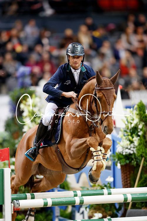 Lynch Denis, IRL, Echo de Laubry<br /> Gothenburg Horse Show FEI World Cups 2017<br /> &copy; Hippo Foto - Stefan Lafrentz
