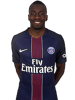 Blaise Matuidi of PSG during PSG photo call for the 2016-2017 Ligue 1 season on September, 7 2016 in Paris, France<br /> Photo : C.Gavelle/ PSG / Icon Sport