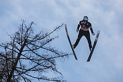 Antti Aalto (FIN) during the 1st round of the Ski Flying Hill Individual Competition at Day 2 of FIS Ski Jumping World Cup Final 2019, on March 22, 2019 in Planica, Slovenia. Photo Peter Podobnik / Sportida