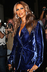 September 7, 2016 - New York, New York, United States - Iman attending the Tom Ford fashion show during New York Fashion Week on September 7, 2016 in New York City  (Credit Image: © Nancy Rivera/Ace Pictures via ZUMA Press)