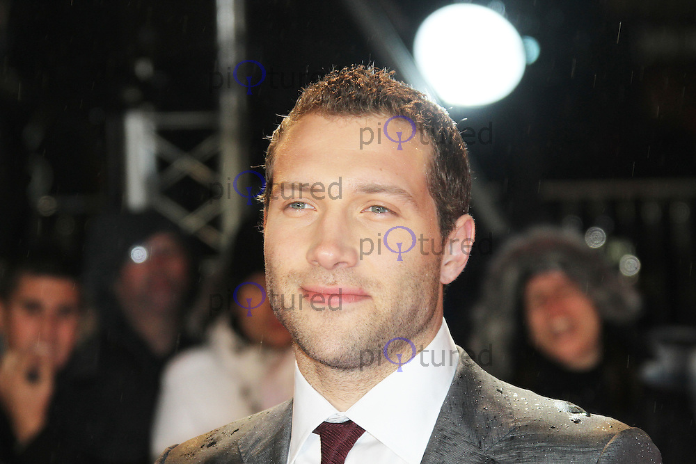 Jai Courtney, A Good Day To Die Hard - UK Film Premiere, Empire Cinema Leicester Square, London UK, 07 February 2013, (Photo by Richard Goldschmidt)