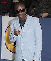 Tinchy Stryder British Comedy Awards, O2 Arena, London, UK, 22 January 2011: Contact: Ian@Piqtured.com +44(0)791 626 2580 (Picture by Richard Goldschmidt)