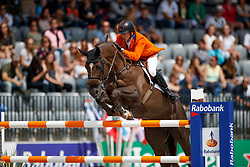Smolders Harrie, NED, Don VHP Z<br /> FEI Nations Cup - CHIO Rotterdam 2017<br /> © Hippo Foto - Sharon Vandeput<br /> Smolders Harrie, NED, Don VHP Z