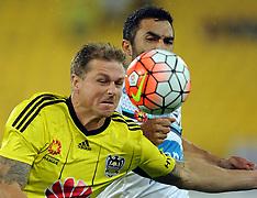 Wellington-Football, A- League, Phoenix v Melbourne Victory