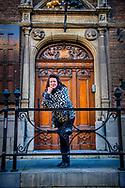 nijmegen - portret van Lydia Woudenberg (50)<br /> VoorNijmegen.Nu ROBIN UTRECHT