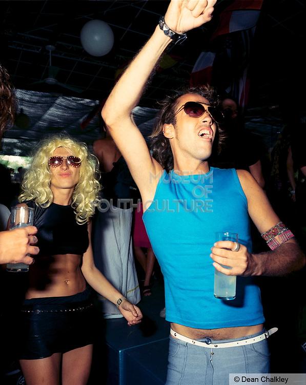 Clubbing, Space, Ibiza