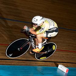 28-12-2015: Wielrennen: NK Baan: Alkmaar   <br />ALKMAAR (NED) baanwielrennen<br />Op de wielerbaan van Alkmaar streden de wielrenners om de nationale baantitels<br />Wim Stroetinga plaatst zich als snelste voor de finale van de achtervolging