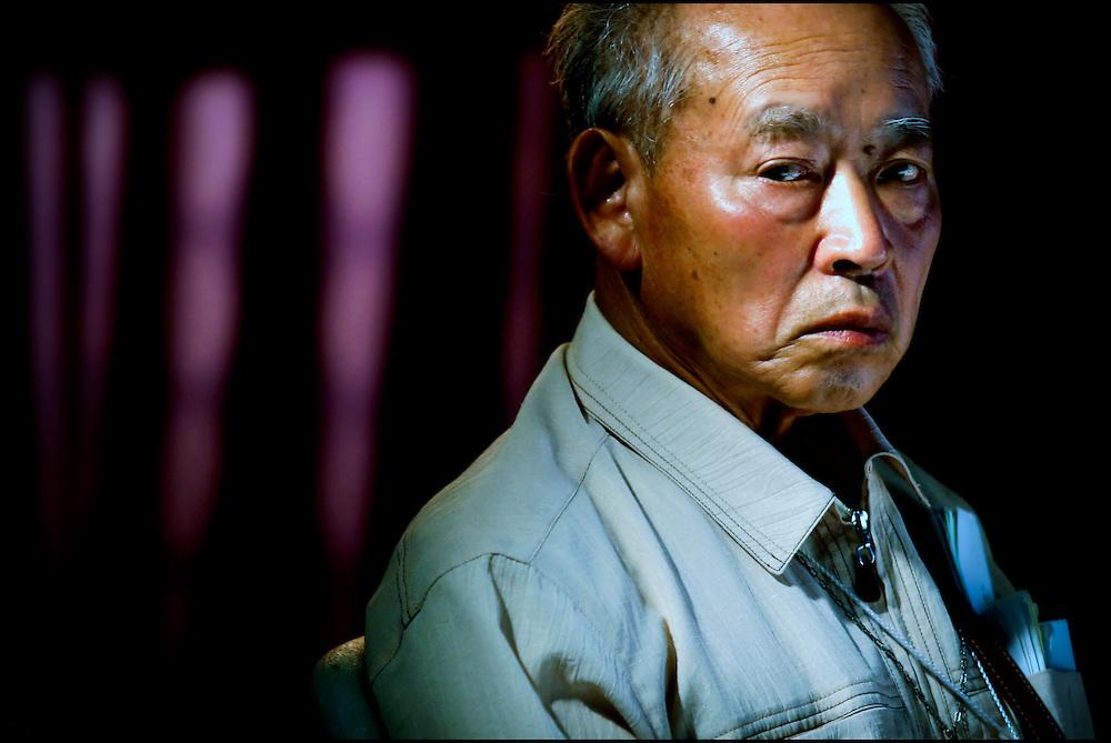 PORTRAITS / RETRATOS<br /> <br /> Hiroshima Bomb Survivor / Sobreviviente de la Bomba Hiroshima<br /> La Guaira, Vargas State - Venezuela 2008<br /> <br /> (Copyright &copy; Aaron Sosa)