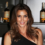 Cindy Crawford 'Becoming' book & Casamigos Tequila - launch party