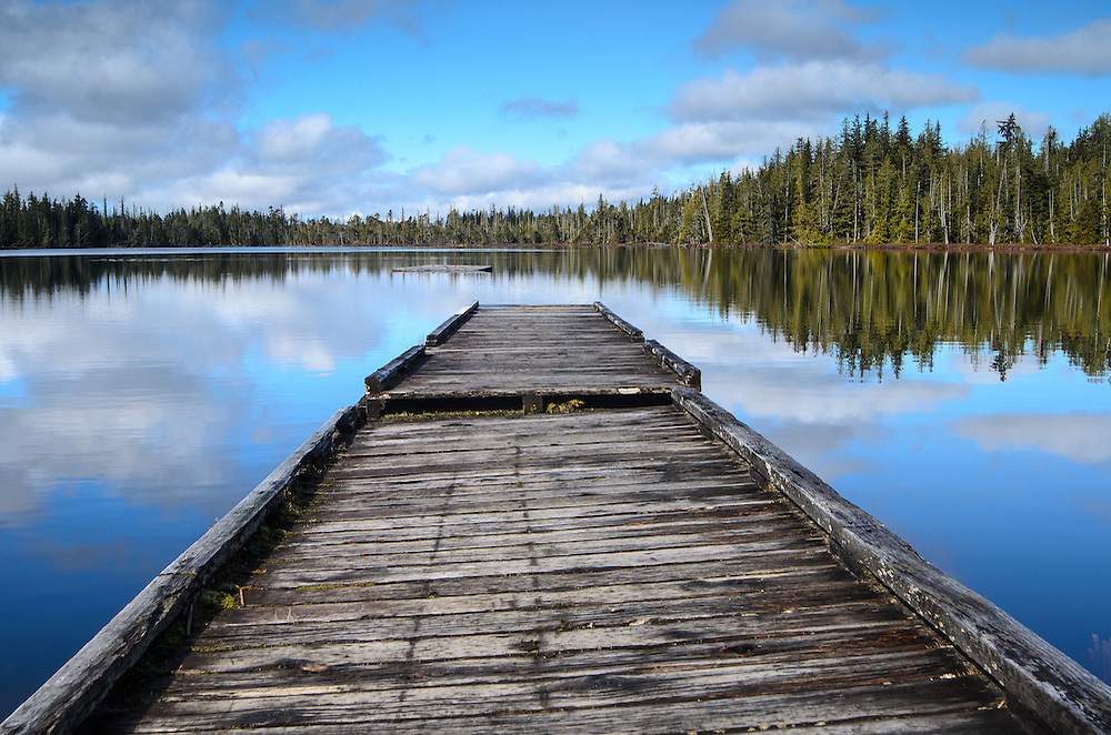 Beaver Lake<br /> Port McNeill, British Columbia