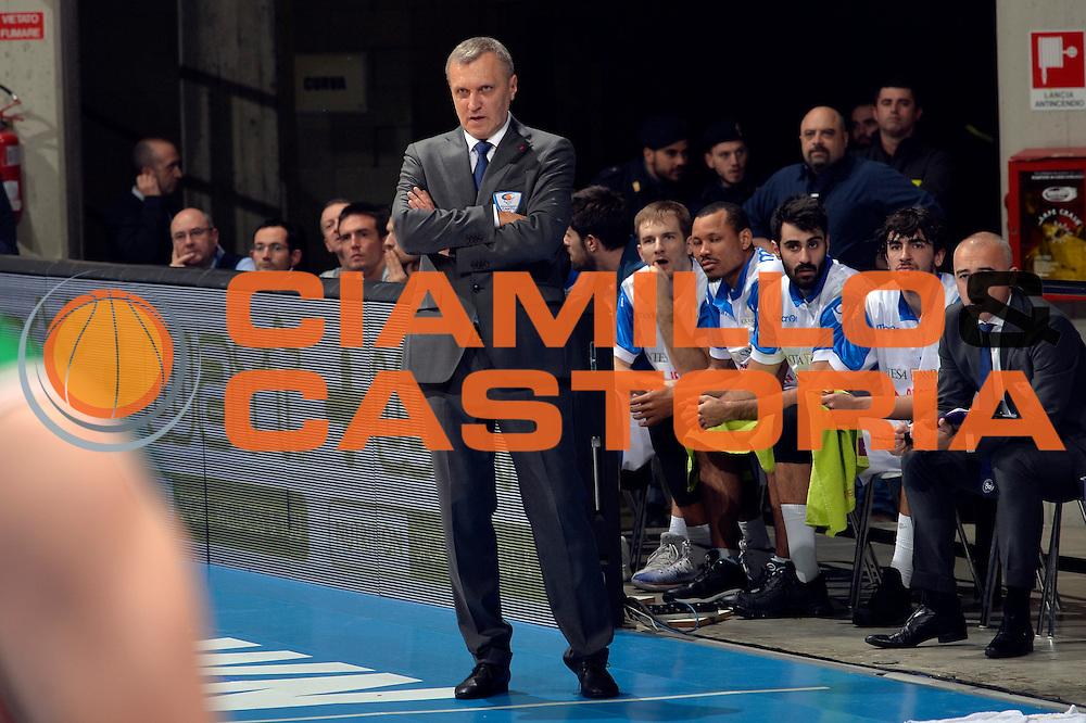 Kiril Bolshakov<br /> Red October Pallacanestro Cantu - Sidigas Scandone Avellino<br /> Lega Basket Serie A 2016/2017<br /> Desio, 12/12/2016<br /> Foto Ciamillo-Castoria