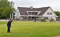 ZOETERMEER - Clubhuis Golfclub Zoetermeer Burggolf.  Copyright Koen Suyk