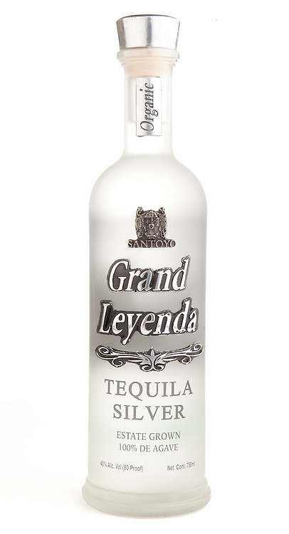 Santoyo Grand Leyenda Tequila Silver -- Image originally appeared in the Tequila Matchmaker: http://tequilamatchmaker.com