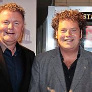 NLD/Utrecht/20110921 - NFF 2011- Premiere De Bende van Oss, Rene Mioch en Dirk Zeelenberg