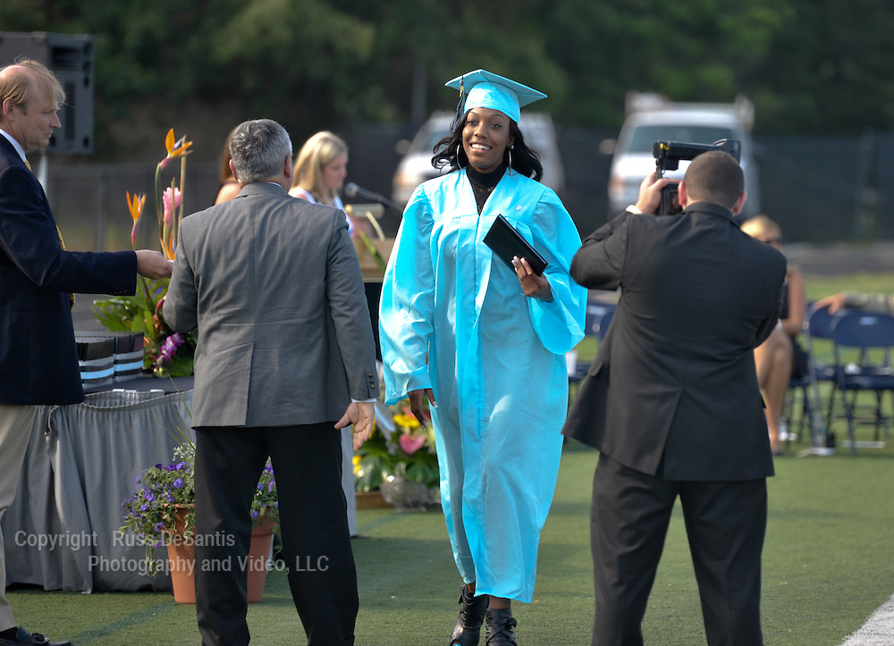 Toms River High School East 2011 Graduation