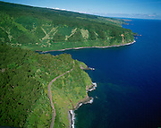 Road to Hana, Hana, Maui, Hawaii, USA<br />