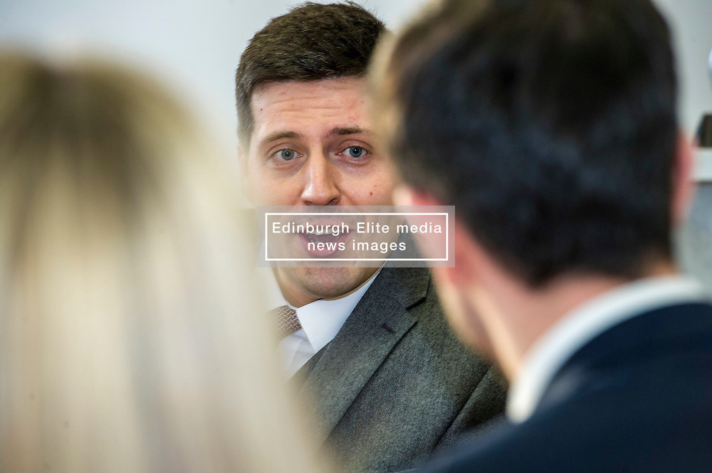 Pictured: Jamie Hepburn<br />