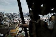Marbella Slum, Freetown, Sierra Leone