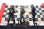 Podium Celebration<br /> Round 8<br /> Canadian Tire Motorsport Park <br /> July 13, 2014