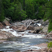 &quot;Chippewa Falls and River&quot;<br />