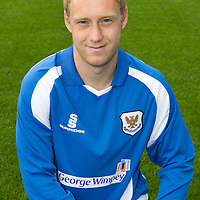 St Johnstone Photocall..2008-09 Season<br /> Steven Anderson<br /> Picture by Graeme Hart.<br /> Copyright Perthshire Picture Agency<br /> Tel: 01738 623350  Mobile: 07990 594431