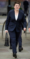 © Licensed to London News Pictures. 02/10/2017. Manchester, UK. Scottish conservative party leader RUTH DAVIDSON seen on the second day of the Conservative Party Conference. The four day event is expected to focus heavily on Brexit, with the British prime minister hoping to dampen rumours of a leadership challenge. Photo credit: Ben Cawthra/LNP