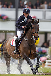 Allen Bertram, (IRL), Wild Thing L<br /> Winner of the Derby Laiterie de Montage - Region Pays de La Loire<br /> Longines Jumping International de La Baule 2015<br /> © Hippo Foto - Dirk Caremans<br /> 16/05/15