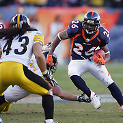 2005 Steelers at Broncos AFC Championship