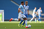 SS Lazio's Ravel Morrison during the Pre-Season Friendly match between Brighton and Hove Albion and SS Lazio at the American Express Community Stadium, Brighton and Hove, England on 31 July 2016.