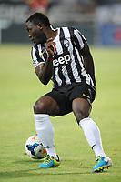 Kwadwo Asamoah (Juve)<br /> Milan vs Juventus<br /> Trofeo Tim<br /> Triangolare di calcio Milan - Juventus - Sassuolo<br /> 23/07/2013 Reggio Emilia, stadio Mapei - Citta del Tricolore.<br /> Football 2013<br /> Foto Antonietta Baldassarre / Insidefoto