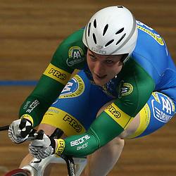Willy Kanis Nederlands kampioen 500 meter