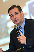 U.S. Senator Ted Cruz addresses the South Carolina National Security Action Summit on March 14, 2015 in West Columbia, South Carolina.