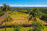 Poliahu Heiau, Wailua, Kauai, Hawaii