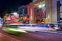 Kodak Theatre, Hollywood Boulevard