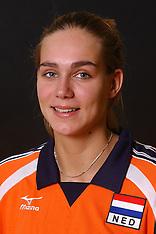 20011029 NED:  Selectie Jong Oranje meisjes, Zeist