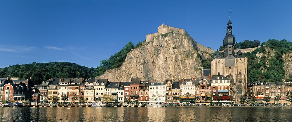 Dinant, River Meuse, Belgium