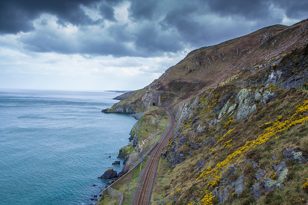 Bray Head, Co. Wicklow, Ireland by Dublin based photographer Dan Butler