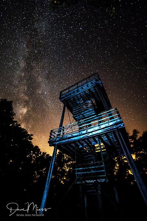 Blue Mound State Park, Wisconsin
