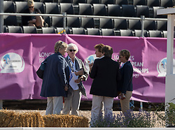 Judge<br /> FEI European Para Dressage Championships - Goteborg 2017 <br /> © Hippo Foto - Dirk Caremans