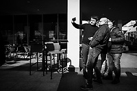 """TREVIGLIO (BG) - 17 FEBBRAIO 2019: Presentazione del libro """"Un'altra strada"""" di Matteo Renzi a Treviglio (Bergamo) il 17 febbraio 2019."""