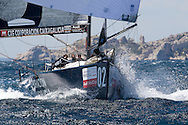 CXG Corporacion Caixagalicia during Race 4 of the Audi Medcup in Marseille
