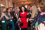 ROWAN COLEMAN, Romantic Novelists Association The RoNas Awards - RICHARD MADELEY & JUDY FINNIGAN - ballroom of the RAF Club, 128 Piccadilly, London. 26 February 2013