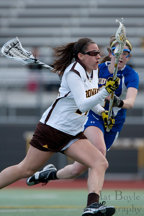 Rowan University  Sr. Captain Midfielder Nicole Valianti