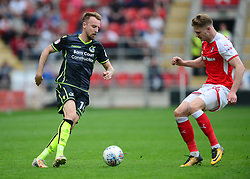 Chris Lines of Bristol Rovers - Mandatory by-line: Alex James/JMP - 21/04/2018 - FOOTBALL - Aesseal New York Stadium - Rotherham, England - Rotherham United v Bristol Rovers - Sky Bet League One