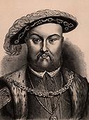 Britain, UK, Henry VIII, 1491-1547 AD