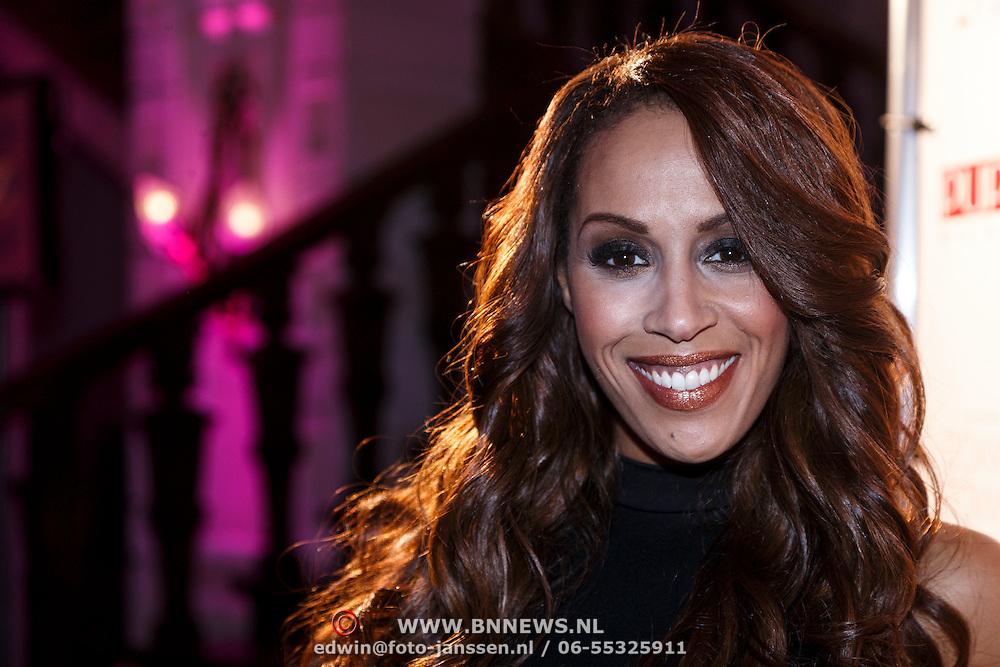 NLD/Amsterdam/20131111 - Beau Monde Awards 2013, Glennis Grace