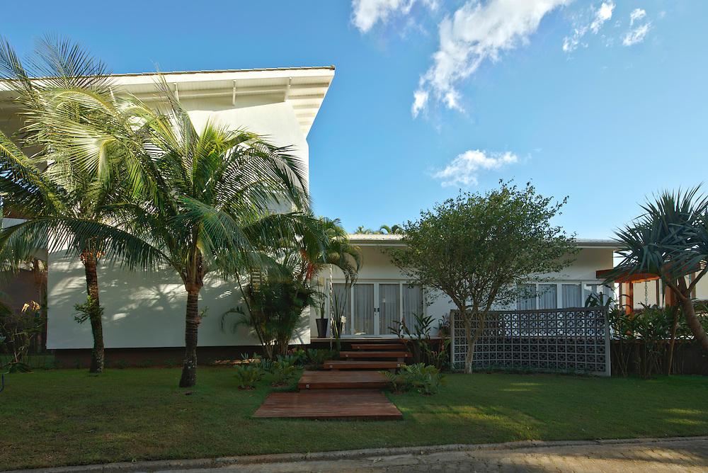 Sao Sebastiao, Brasil - December 18 of 2016: Gardening - beach house. Image by CAIO GUATELLI