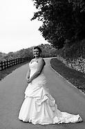 Brittney Bridal Portrait