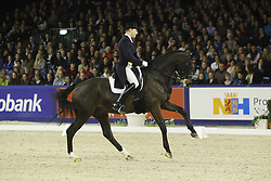 Rath Matthias Alexander (GER) - Sterntaler Unicef<br /> Jumping Amsterdam 2011<br /> © Hippo Foto - Leanjo de Koster